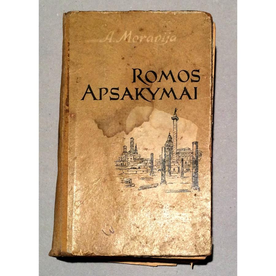 Albertas Moravija - Romos apsakymai