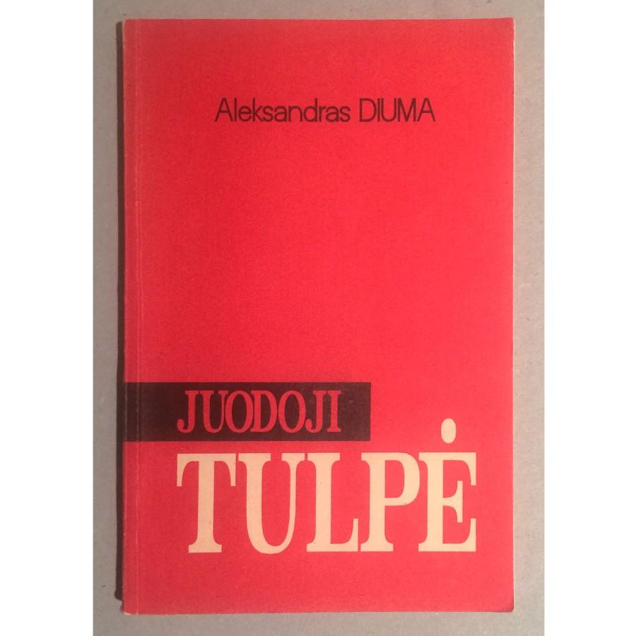Alexandre Diuma - Juodoji tulpė