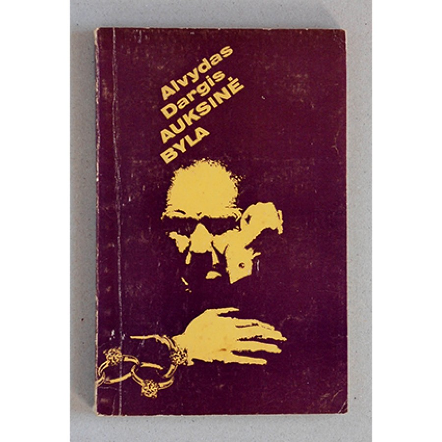 Alvydas Dargis - Auksinė byla