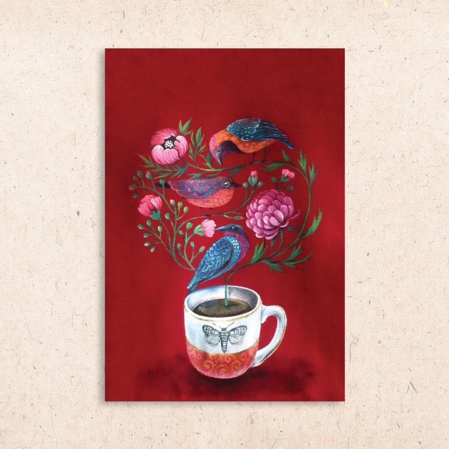Atvirukas Paukščių arbata