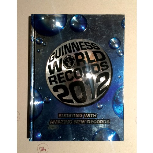 Craig Glenday - Guinness World Records 2012