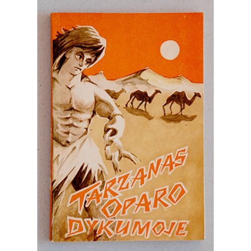 Edgaras Raisas Barouzas - Tarzanas Oparo dykumoje