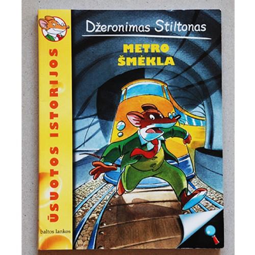 Geronimo Stilton - Metro šmėkla