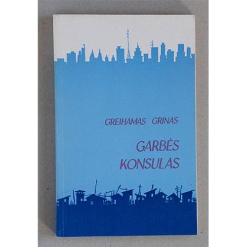 Greihamas Grinas - Garbės konsulas