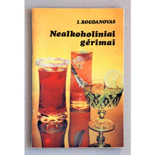 I. Bogdanovas - Nealkoholiniai gėrimai