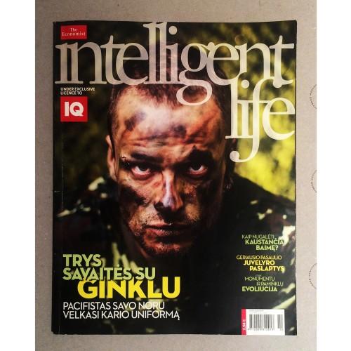 Intelligent life - 2015 Spalis