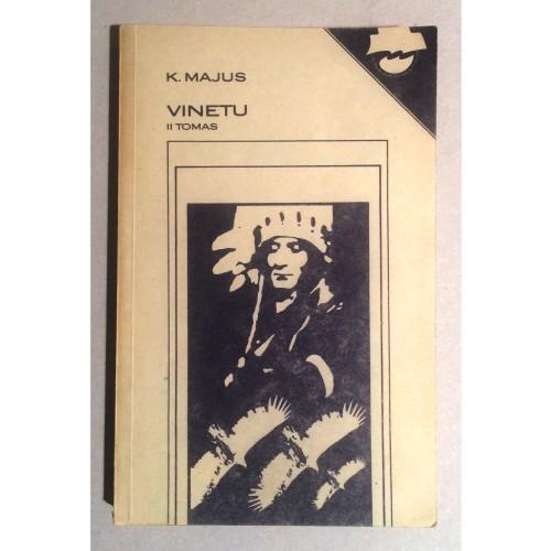 K. Majus - Vinetu. 2 knyga