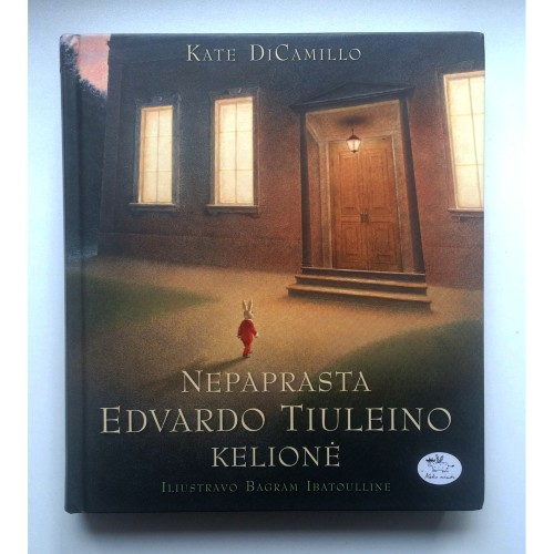Kate DiCamillo - Nepaprasta Edvardo Tiuleino kelionė