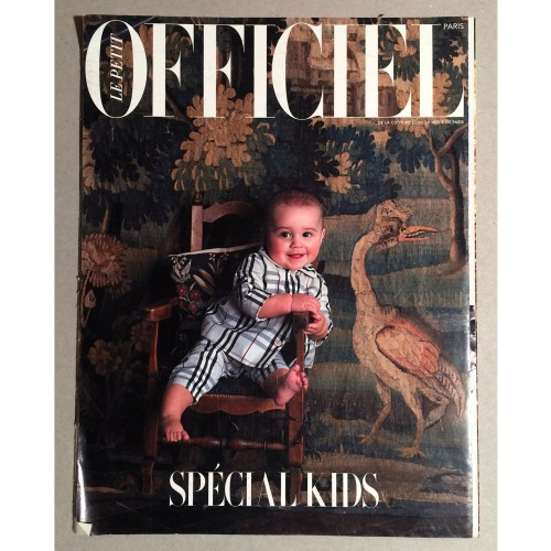 L'Officiel Special kids
