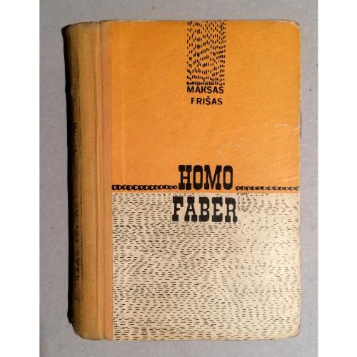 Maksas Frišas - Homo faber