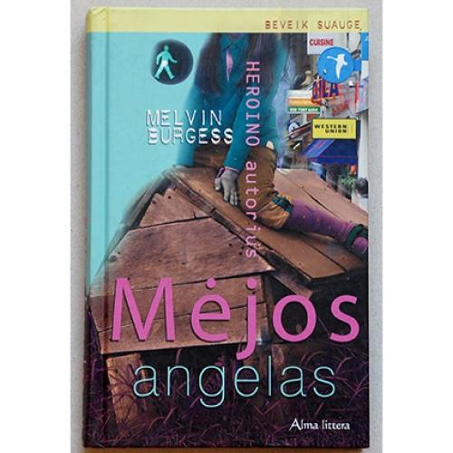 Melvin Burgess - Mėjos angelas