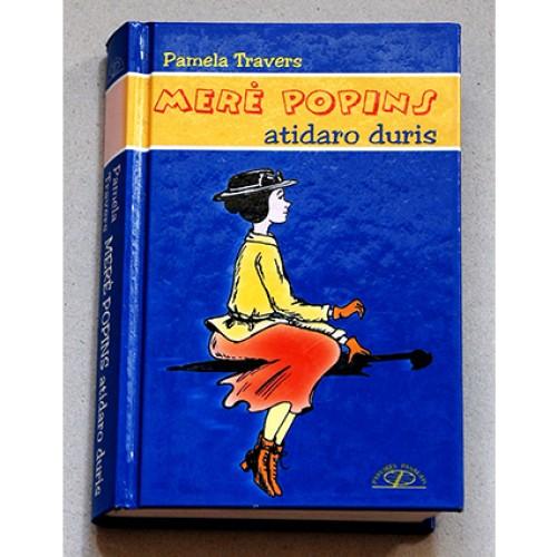 P.L. Travers - Merė Popins atidaro duris