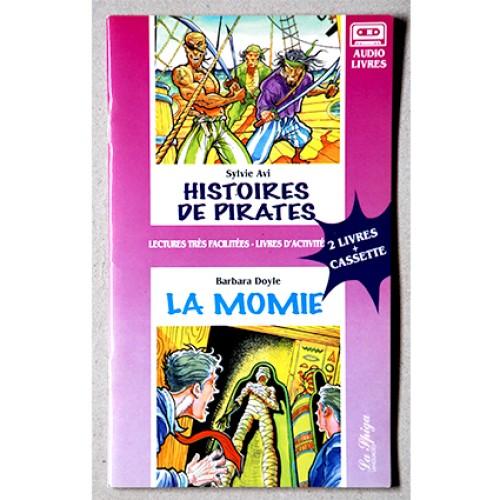 Sylvie Avi, Barbara Doyle - Histoires de pirates/La momie