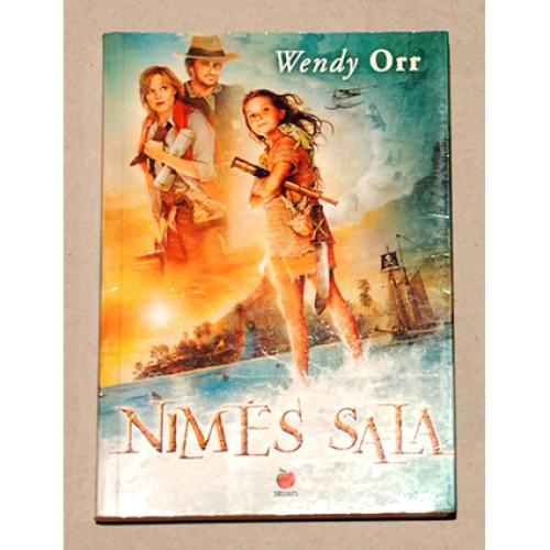 Wendy Orr - Nimės sala