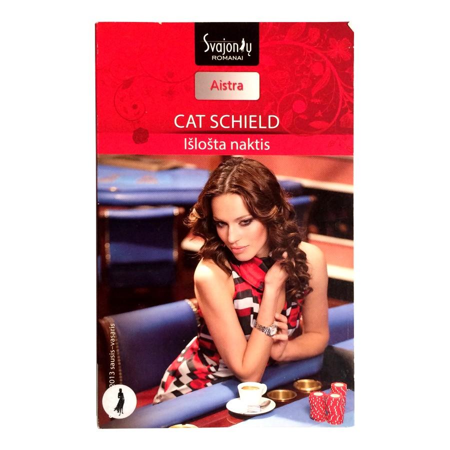 Cat Schield - Išlošta naktis