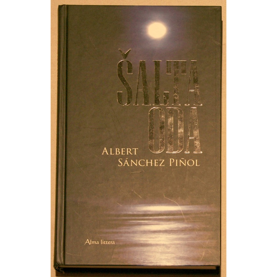 Albert Sanchez Pinol - Šalta oda