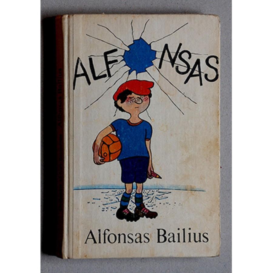 Alfonsas Bailius - Alfonsas