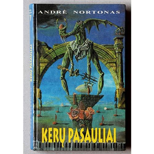 Andrė Nortonas - Kerų pasauliai
