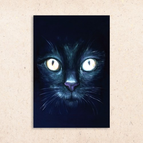 Atvirukas Juoda katė