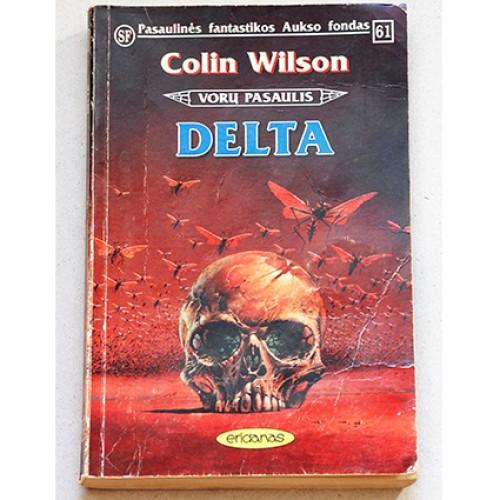 Colin Wilson - Delta
