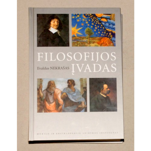 Evaldas Nekrašas - Filosofijos įvadas