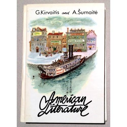 G. Kirvaitis, A. Šurnaitė - American Literature