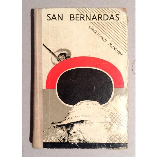 Grasilianas Ramosas - San Bernardas