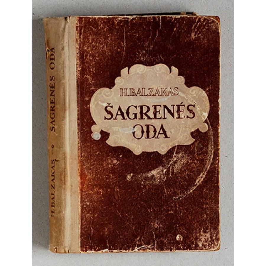 Honore de Balzac - Šagrenės oda