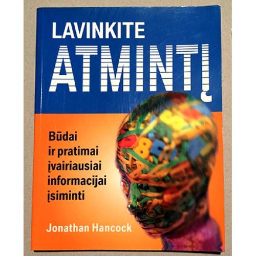 Jonathan Hancock - Lavinkite atmintį