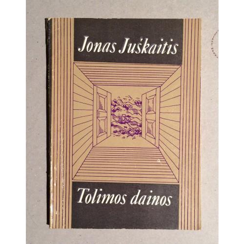 Juškaitis Jonas - Tolimos dainos