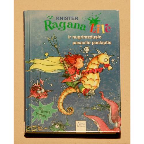 Knister - Ragana Lilė ir nugrimzdusio pasaulio paslaptis