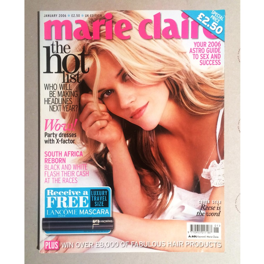 Marie Claire - January 2006