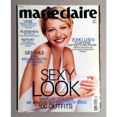 Marie Claire Marz, 1998