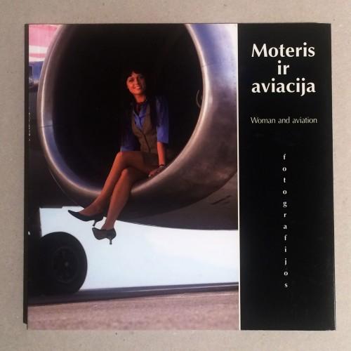 Moteris ir aviacija
