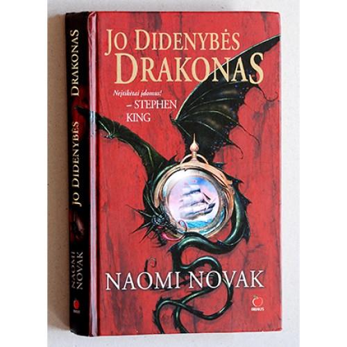 Naomi Novak - Jo Didenybės Drakonas