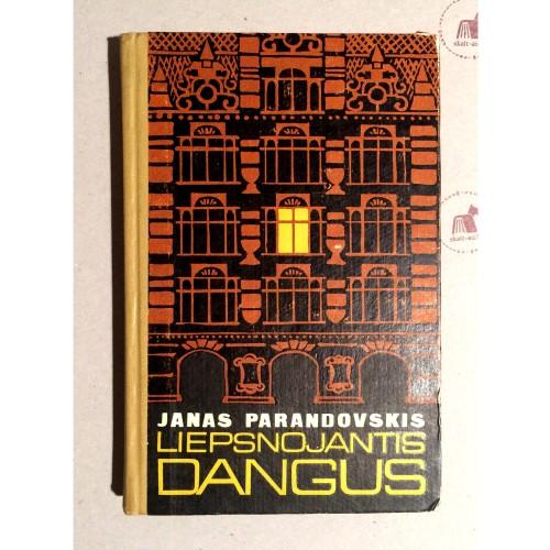 Parandovskis Janas - Liepsnojantis dangus