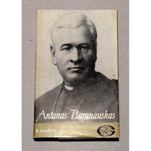 Regina Mikšytė - Antanas Baranauskas