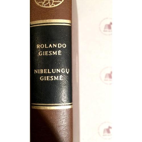 Rolando giesmė, Nibelungų giesmė